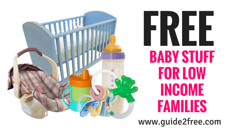 FREE Baby Stuff for Low In e Families • Guide2Free Samples