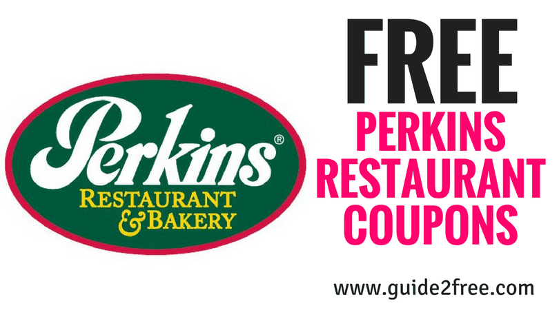 image relating to Perkins Restaurant Printable Coupons called No cost Perkins Cafe Discount coupons Direct2No cost Samples