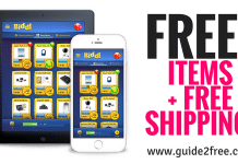 Totally FREE Items + FREE Shipping
