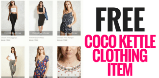 FREE Coco Kettle Clothing Item