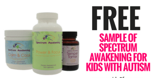 FREE Sample of Spectrum Awakening for Kids with Autism
