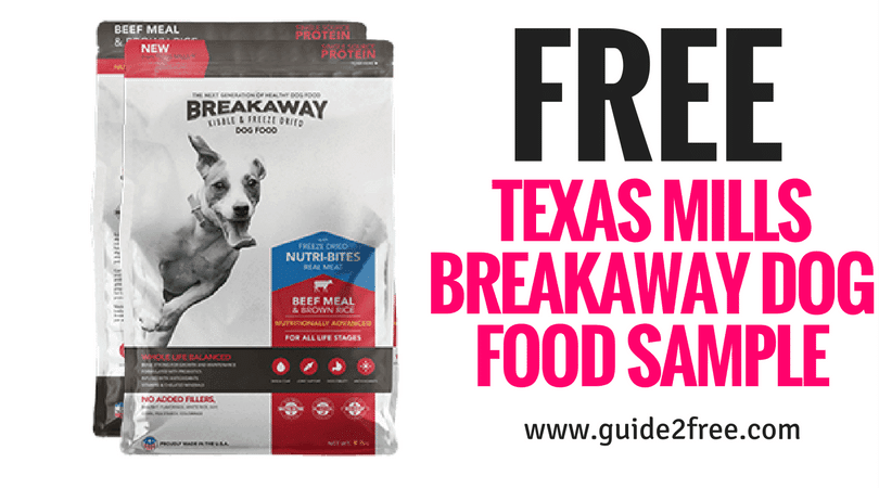 TEXAS DOG FOOD