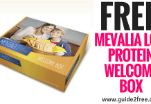 FREE Mevalia Low Protein Welcome Box
