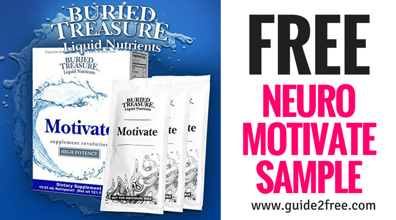 FREE Neuro Motivate Sample