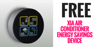 Xia Air Conditioner Energy Savings Device
