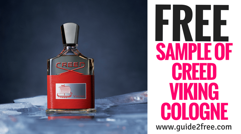 FREE Sample of Creed Viking Cologne • Guide2Free Samples
