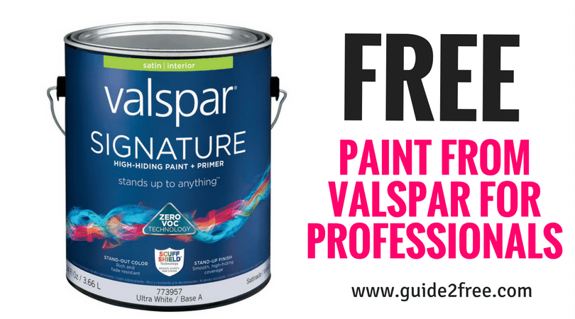 Paint from Valspar