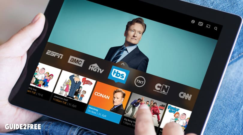 FREE 30 Day Trial of Sling TV