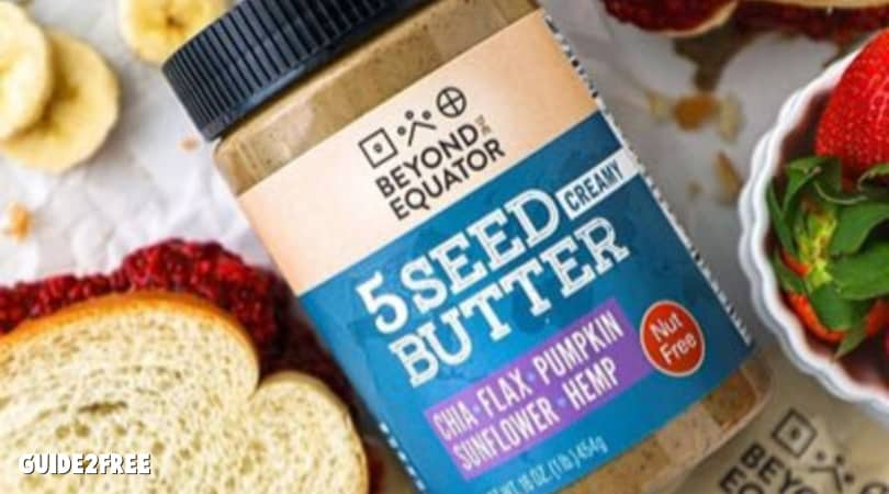 FREE Beyond the Equator Creamy 5 Seed Butter