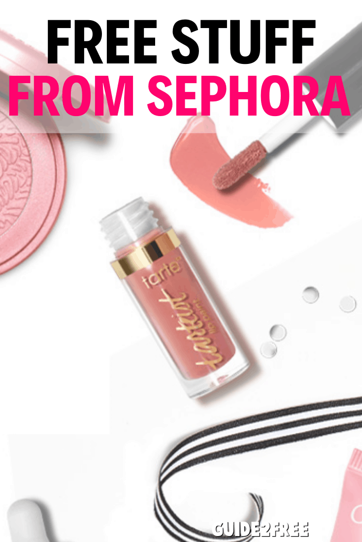 Become A Sephora Beauty Insider for FREE Stuff
