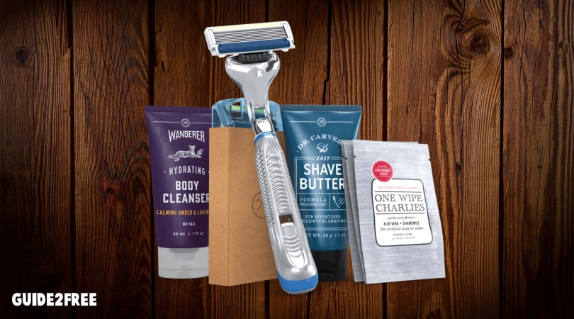 FREE Razor and Blades from Dollar Shave Club (Just Pay $5 Shipping)
