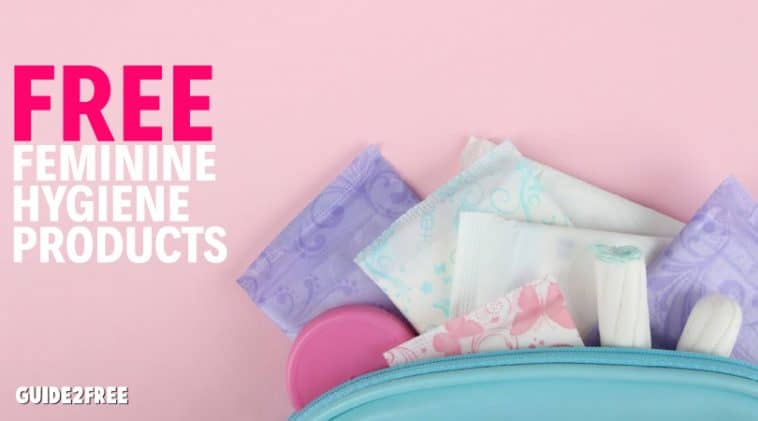 FREE Feminine Hygiene Products • Guide2Free Samples