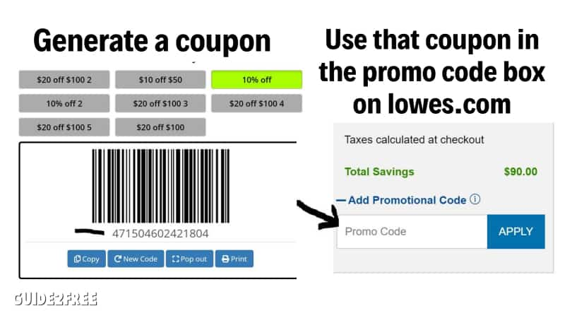 graphic regarding Lowes 10% Printable Coupon identify How towards Just take Countless Lowes Discount coupons toward Conserve 10% Every single Working day