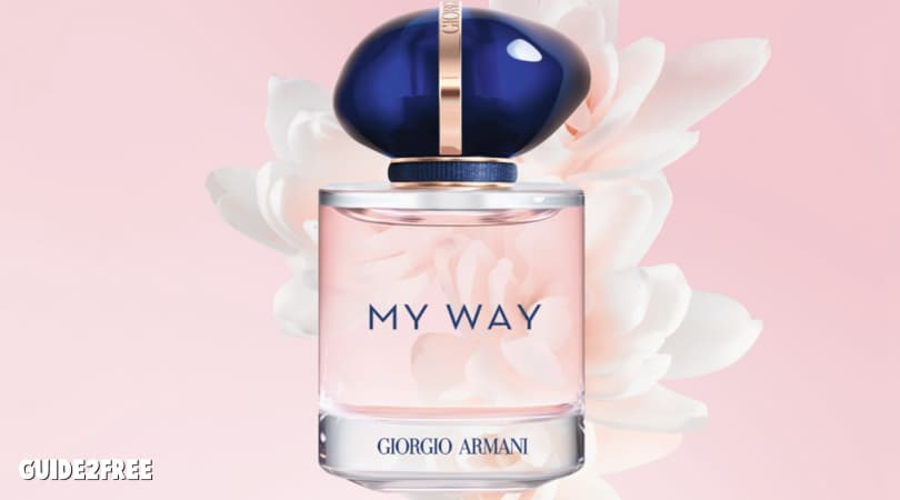 FREE Armani My Way Fragrance Sample