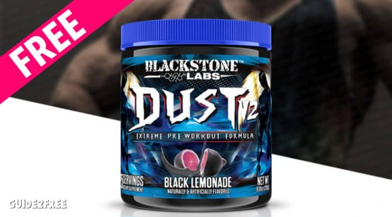 FREE Blackstone Labs Pre-Workout Supplement Sample
