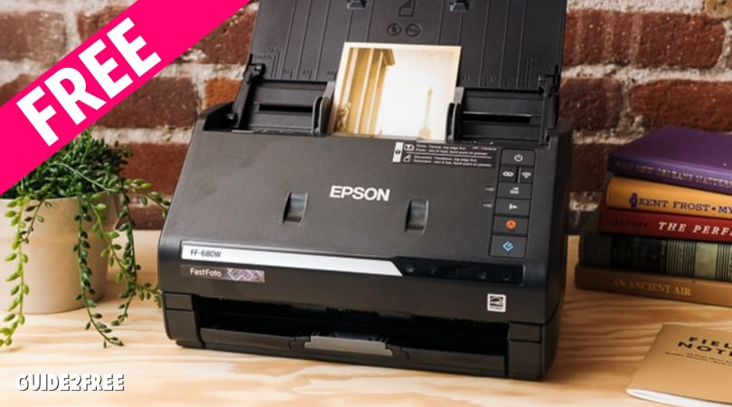 FREE Epson Scanner to Test