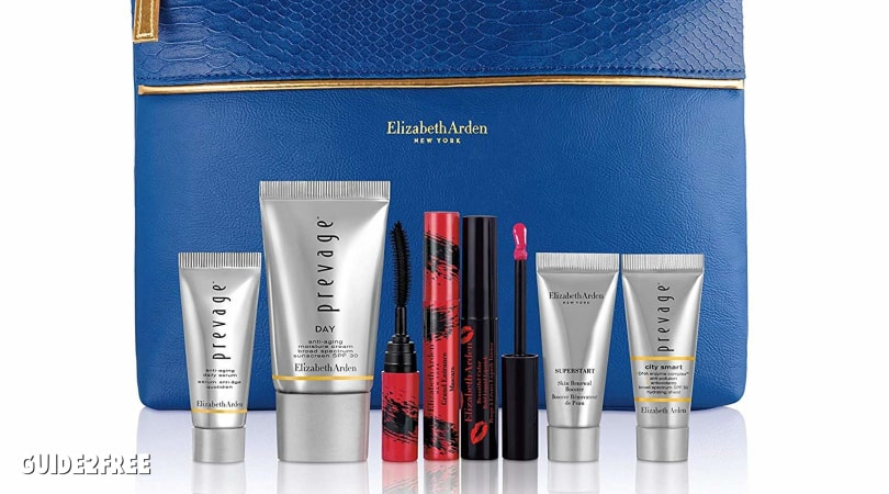 Elizabeth Arden Spring Essentials Beauty Bag for $1