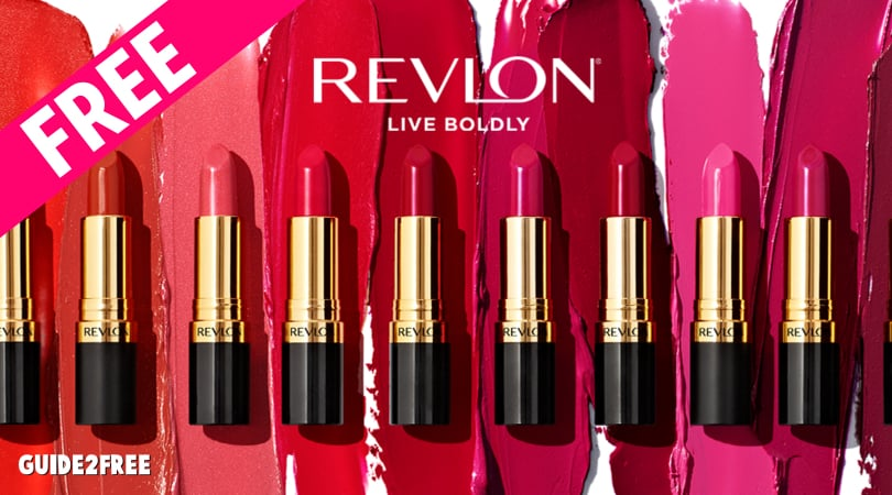 free revlon lip product
