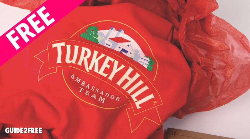 FREE Turkey Hill Products and Swag