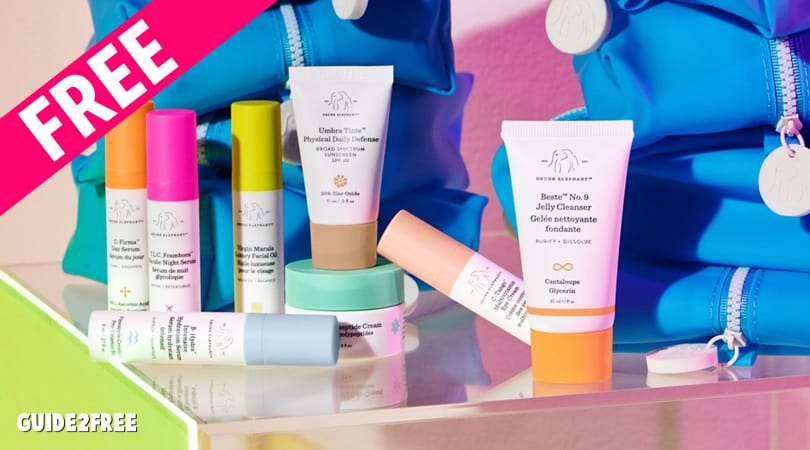 FREE Drunk Elephant Littles Skincare Kit