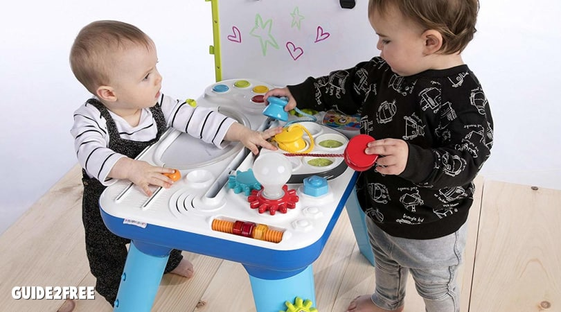 Get Paid to Play with Baby Einstein Products