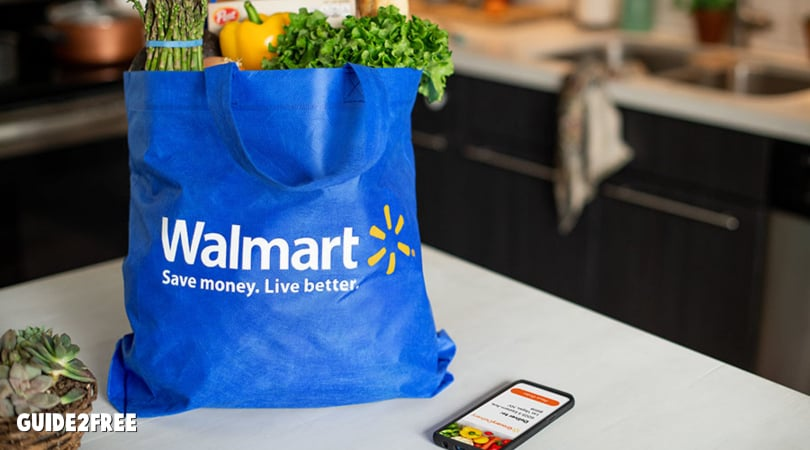 Walmart Grocery: $10 Off Your First Order