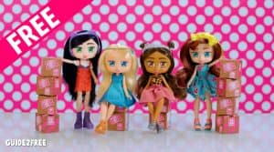 FREE Boxy Girls Doll and Target Gift Card