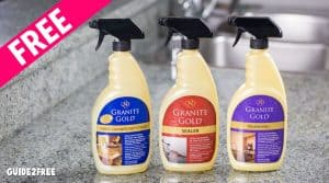 FREE Granite Gold Products