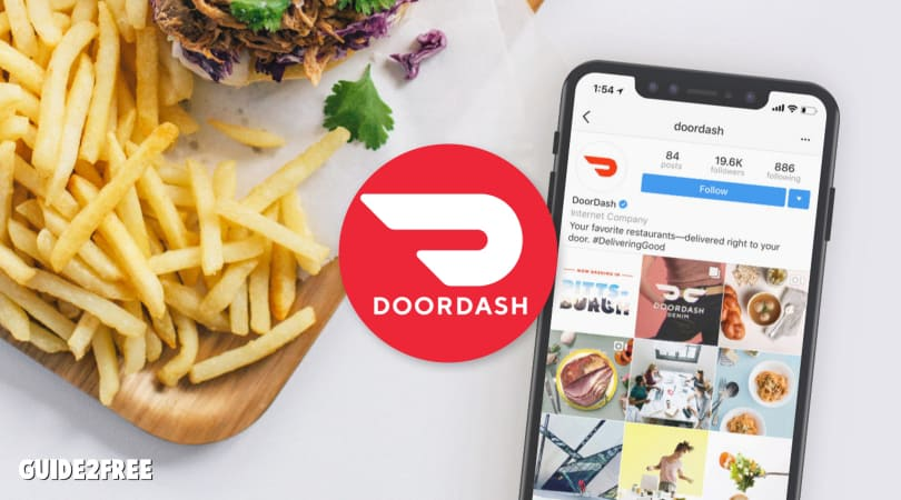 $15 off with Door Dash