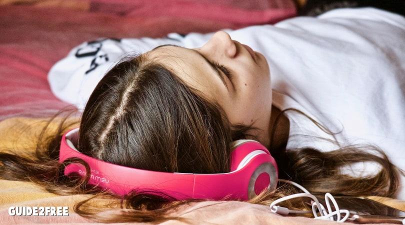 FREE Binaural Beats MP3s for Sleep