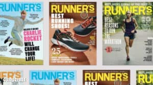 FREE Runner's World Subscription