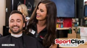 FREE Haircut at Sport Clips
