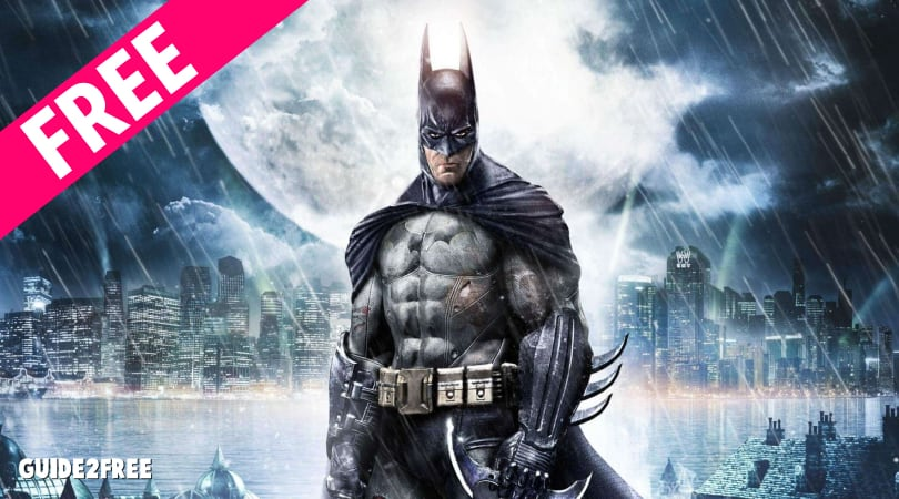 6 FREE Batman Games