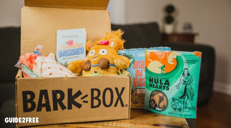 BarkBox for Dogs $15.08 Shipped