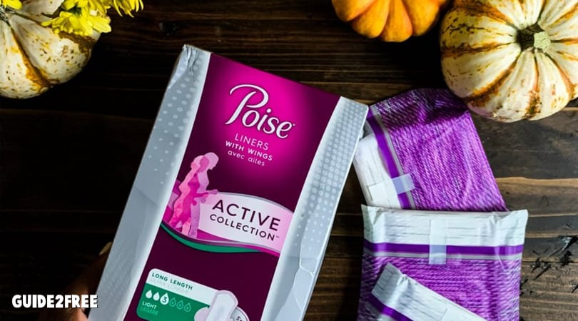 FREE Poise Feminine Wellness Sample Kit
