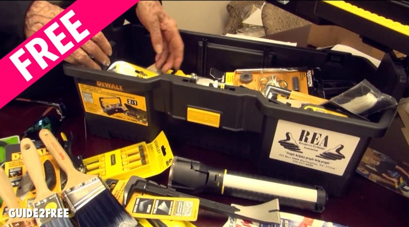 FREE Toolbox for Wounded Veterans