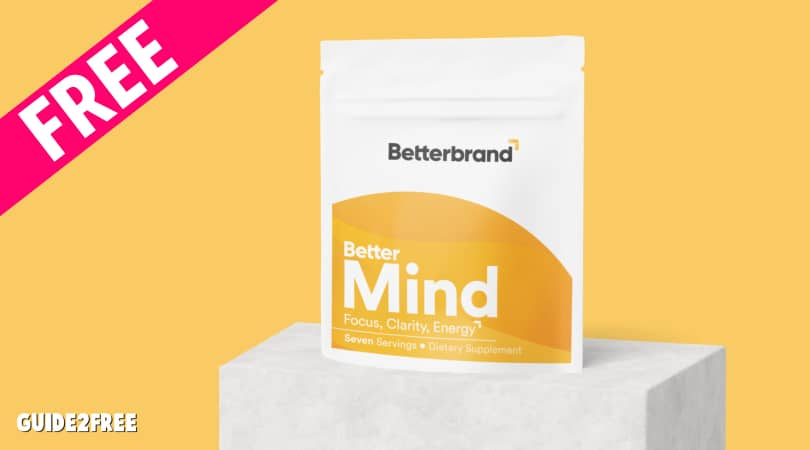 FREE Betterbrand Sample Pack