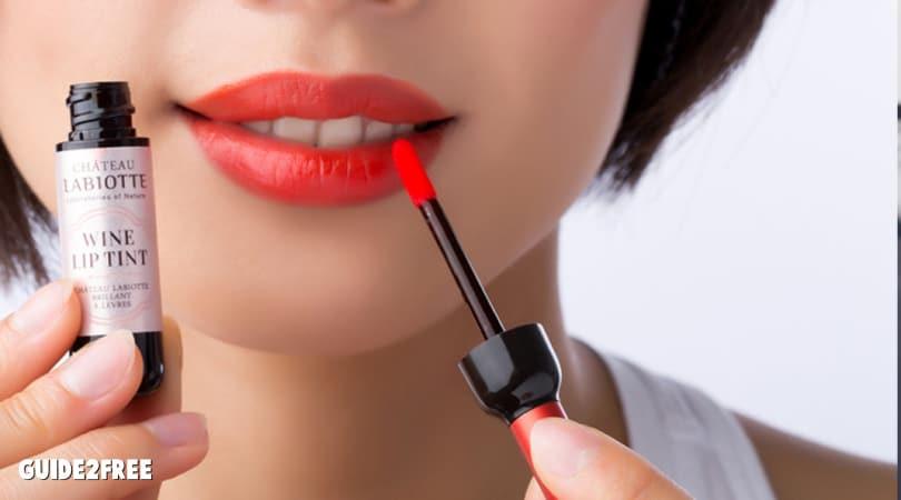 FREE Liquid Lipstick Wine Lip Tint