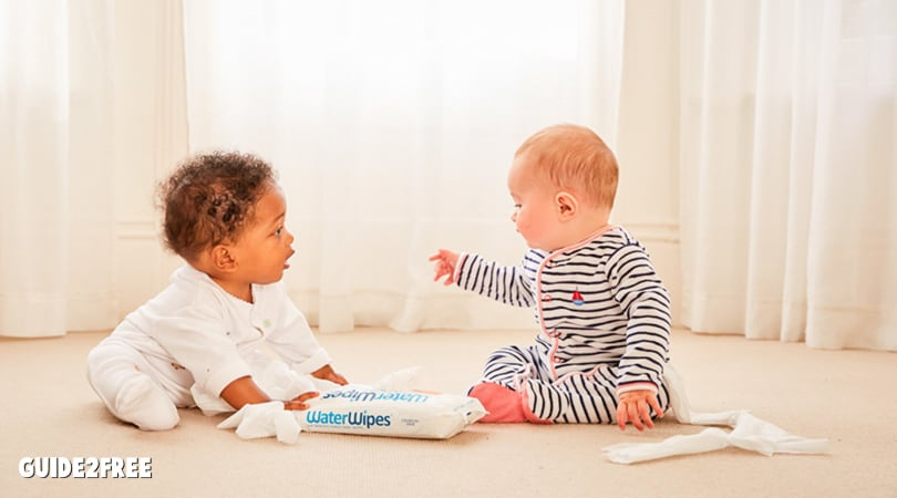 FREE Water Wipes Baby Wipes