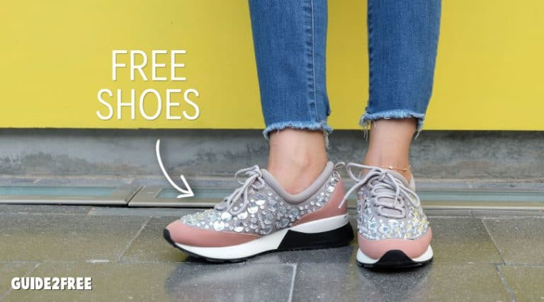 Get FREE Shoes When You Become a Product Tester for These 7 Companies