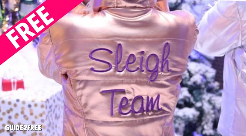 FREE Sleigh Team Jacket