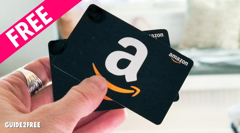FREE Amazon Gift Cards (Earn up to $165!)