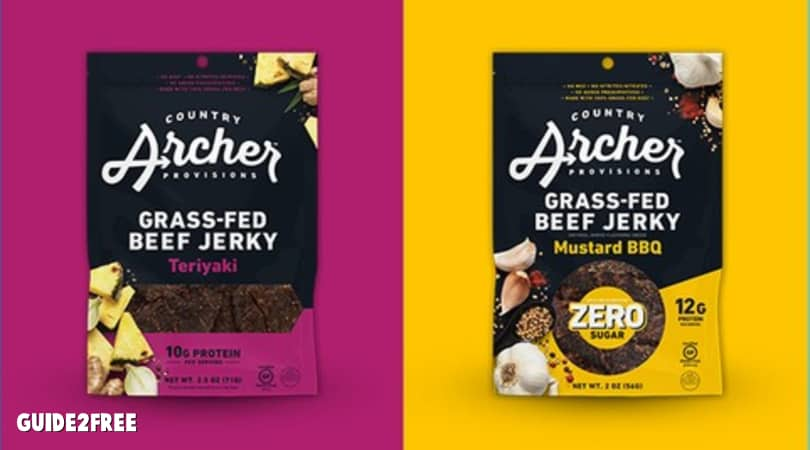 FREE Bag of Country Archer Jerky