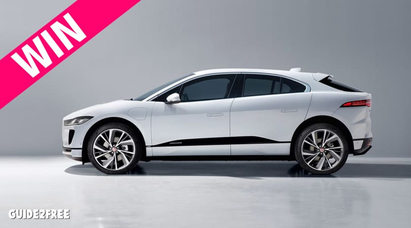 Enter to Win a 2019 Jaguar (Worth $87,000!)