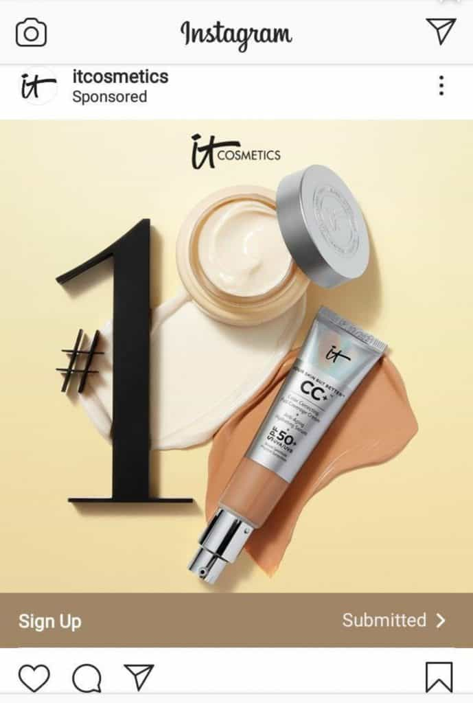 it-cosmetics-sample
