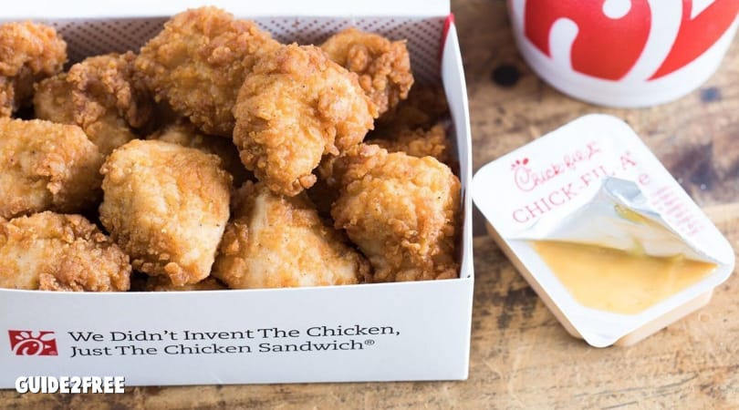 Chick-Fil-A: FREE 8-Ct Chicken Nuggets or Kale Crunch Salad