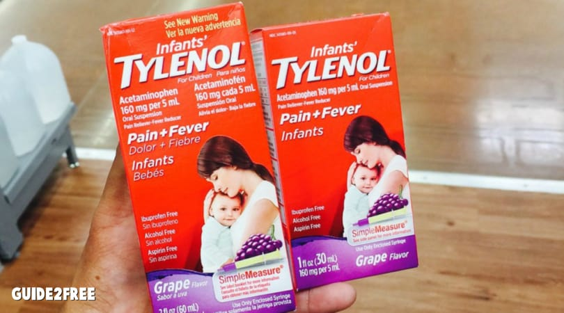 Does Tylenol Infant owe you $15?