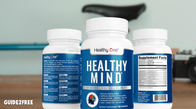 FREE Healthy Mind Sample Pack