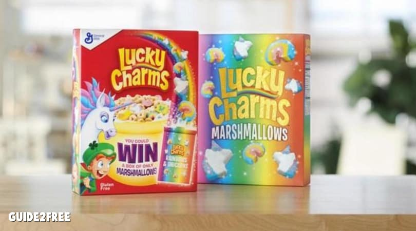 Lucky Charms $50 Cash Instant Win Giveaway