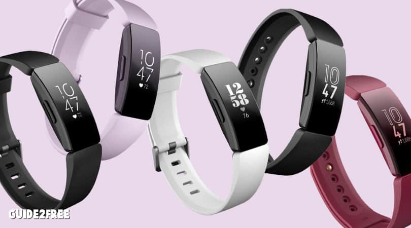 Win a FREE Fitbit Inspire HR